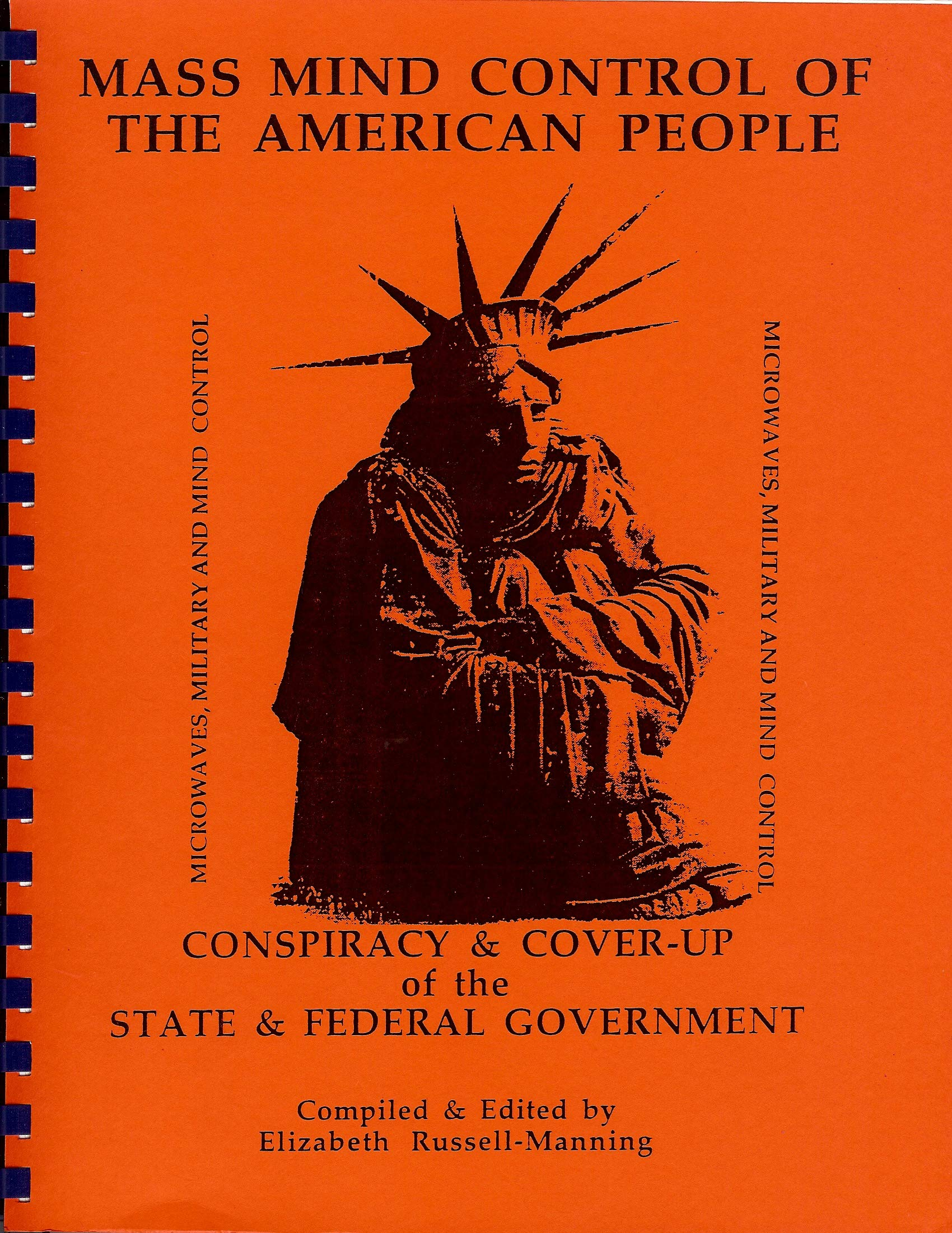 Mass Mind Control of the American People: Elizabeth Russell-Manning