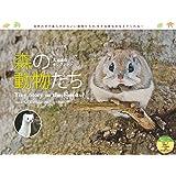 カレンダー2017 森の動物たち Tiny Story in the Forests  太田達也セレクション (ヤマケイカレンダー2017)