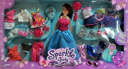 Sparkle Girlz Fashion Doll Fashion Accessories Funville