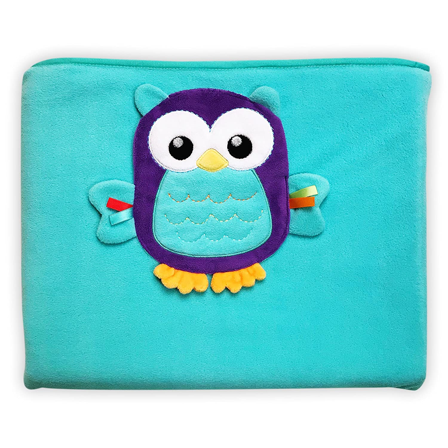 Owl Fisher Price Woodland Travel Blanket