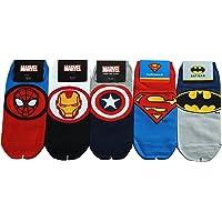 Marvel Crew Socks (Hero5Set)