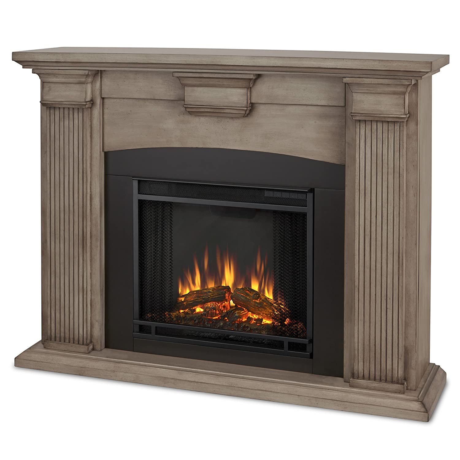 Bon Amazon.com: Real Flame 7920E Adelaide Electric Fireplace, Medium,  Blackwash: Home U0026 Kitchen