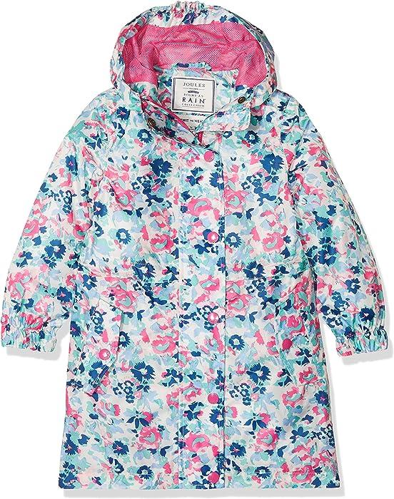 Tom Joule Girls Golightly Rain Jacket