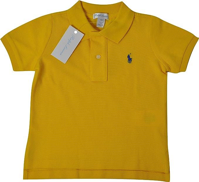 Polo Ralph Lauren - Polo - para bebé niño: Amazon.es: Ropa y accesorios