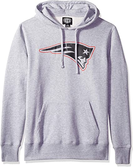 NFL New England Patriots Fleece Jacket Mens ALL SIZES Hooded Top Hoodie