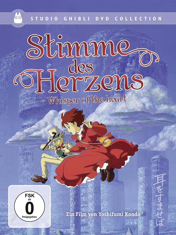 Stimme des Herzens - Whisper of the Heart Studio Ghibli DVD ...
