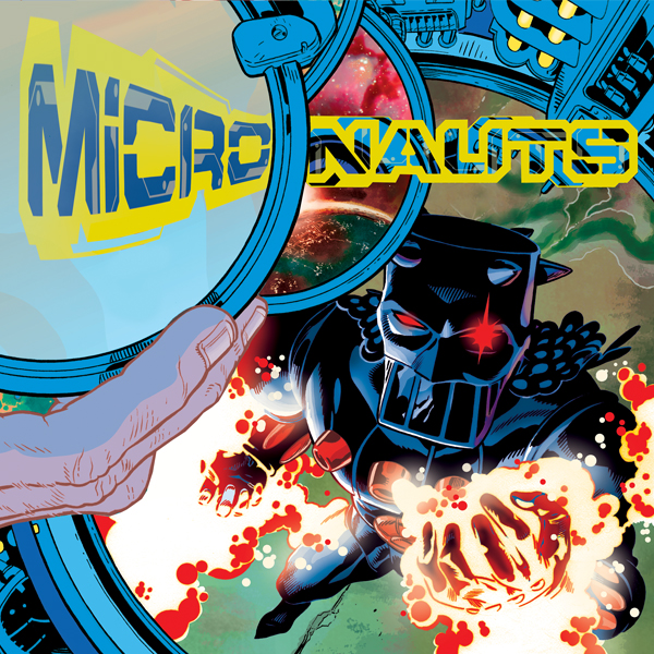 Micronauts (2016-) (Collections) (2 Book Series)