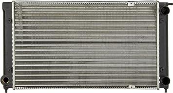 Spectra Premium CU2112 Complete Radiator for Volkswagen Eurovan