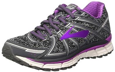 3512c289f866c Brooks Adrenaline GTS 17 Women s Running Shoes - 6 - Black