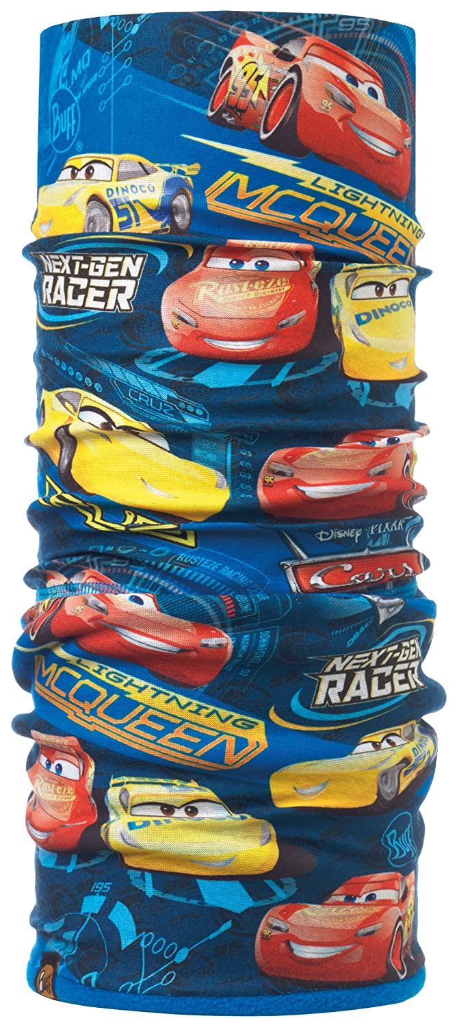 Buff Cars Tubular y Forro Polar, niños, Azul, Talla Única: Amazon ...