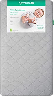 Newton Baby Crib Mattress and Toddler Bed | 100% Breathable Proven to Reduce Suffocation Risk, 100% Washable, Hypoallergenic,