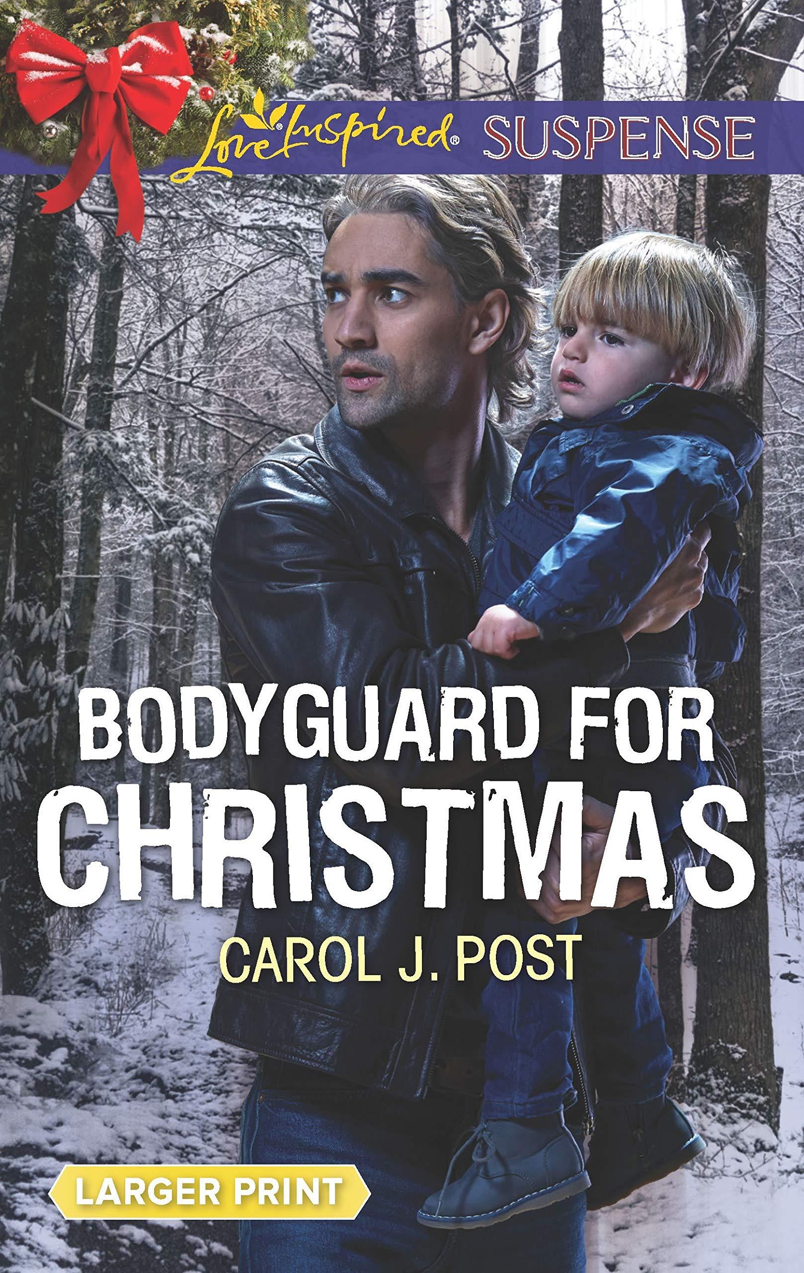 Image result for bodyguard for christmas carol j post