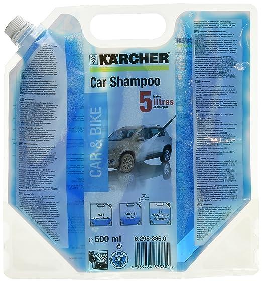 93 opinioni per Kärcher 500 ml, detergente universale-Detergente concentrato per idropulitrice,