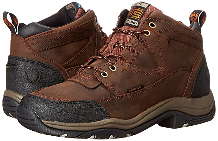 6751339ef63 ARIAT Men's Terrain H2O Hiking Boot