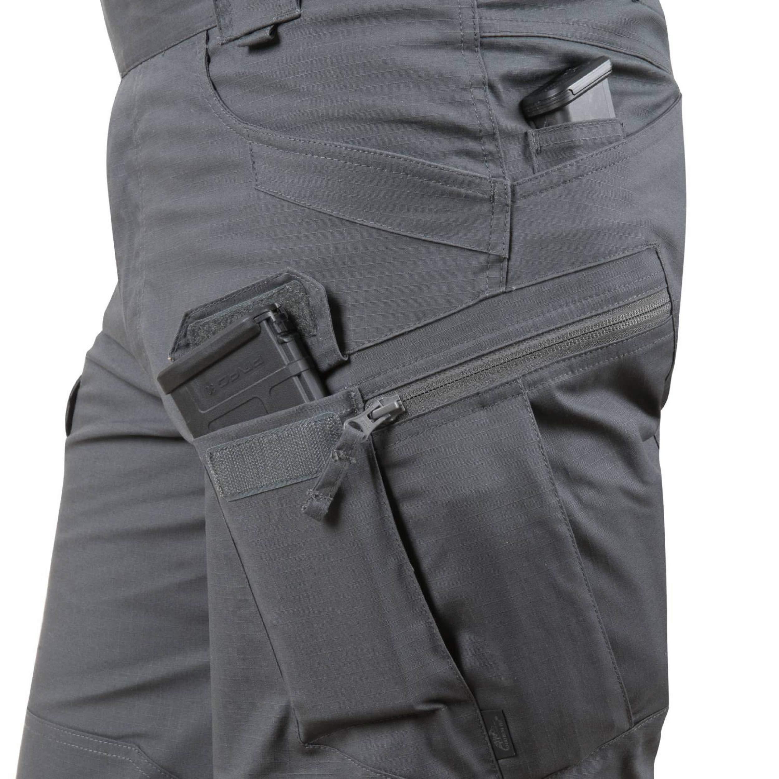 Taiga Green Helikon-Tex Urban Tactical Shorts 11 Polycotton Ripstop