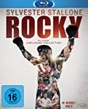 ROCKY - THE COMPLETE SAGA (BLU [Blu-ray]