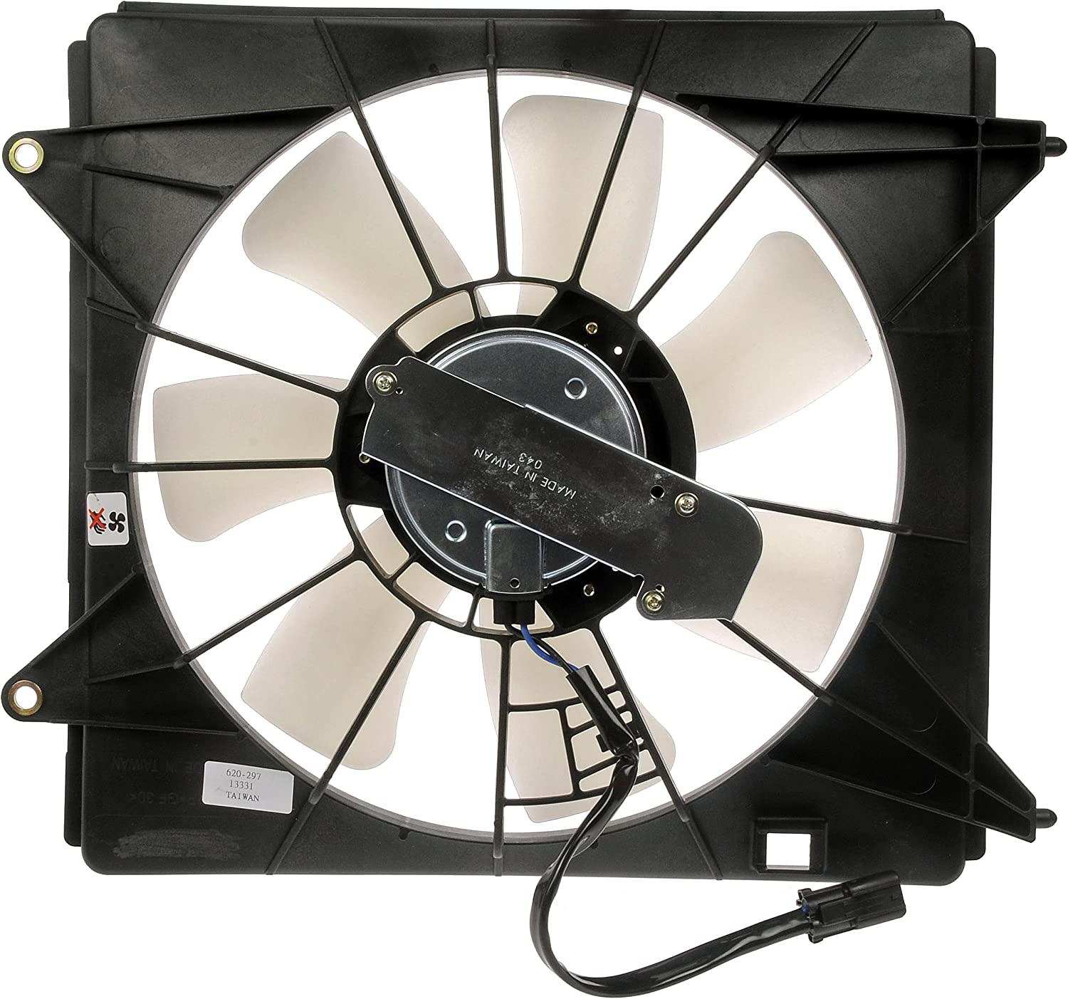 Dorman OE Solutions 620-282 Air Conditioning Condenser Fan Assembly