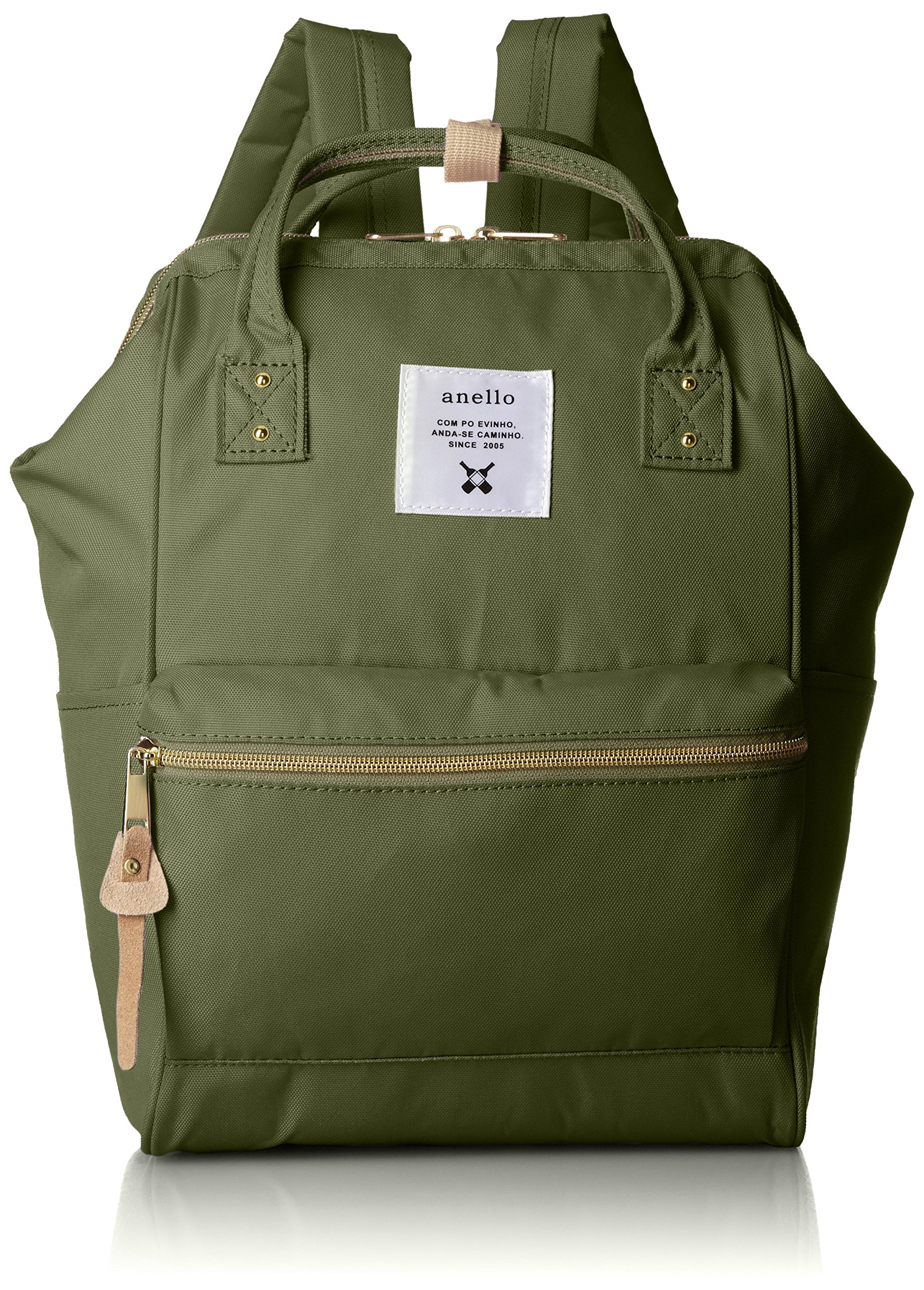 Anello Mouthpiece Containing Backpack (Small Size) Japan import (Khaki)