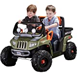 Power Wheels Arctic Cat 1000, Green/Orange