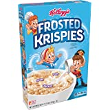 Kellogg's Frosted Krispies Breakfast Cereal, 12.5 Ounce Box (Pack of 4)