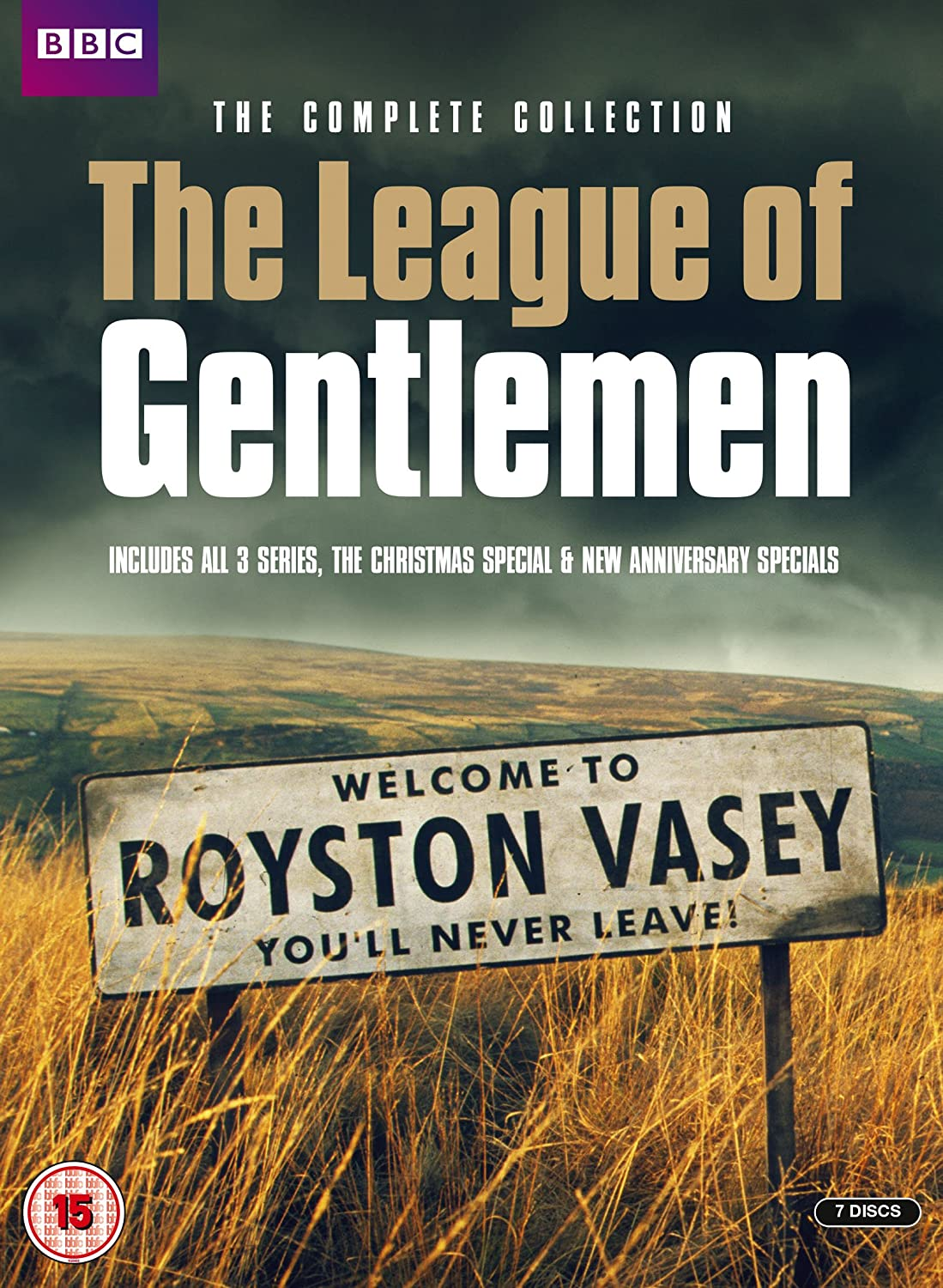 The League of Gentlemen: Complete Collection