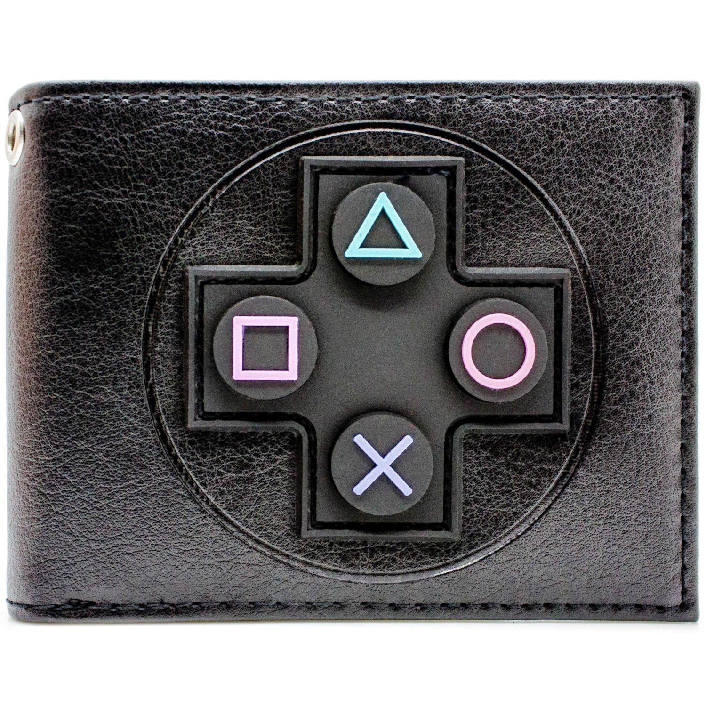 Sony Playstation controllore Nero portafoglio 28835
