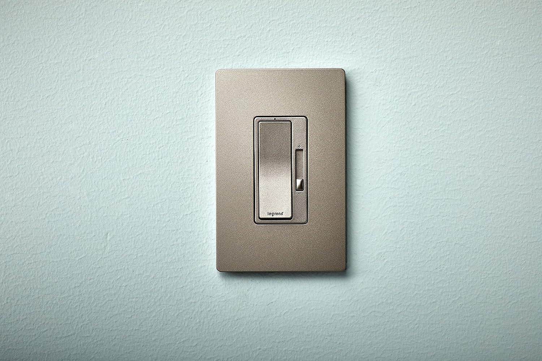 Legrand-Pass & Seymour RHCL453PNICCV4 450 W CFL/LED Dimmer Switch, 3 ...
