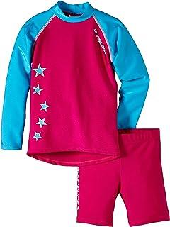Zunblock Kinder UV-Schutzkleidung Leisure Rugby Long Sleeve