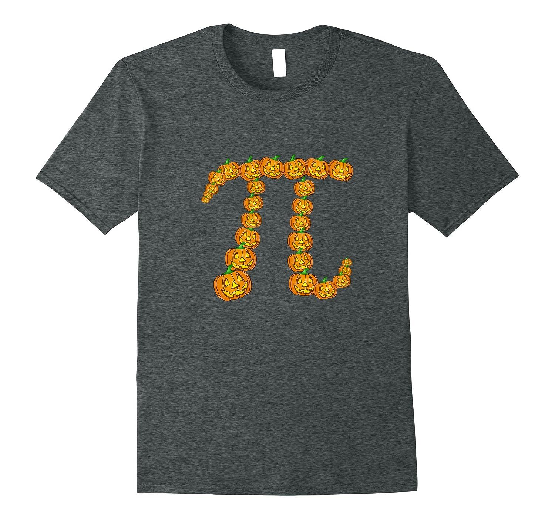 Math Pi Symbole Shirt Halloween Pumpkin Shirt Anz Anztshirt