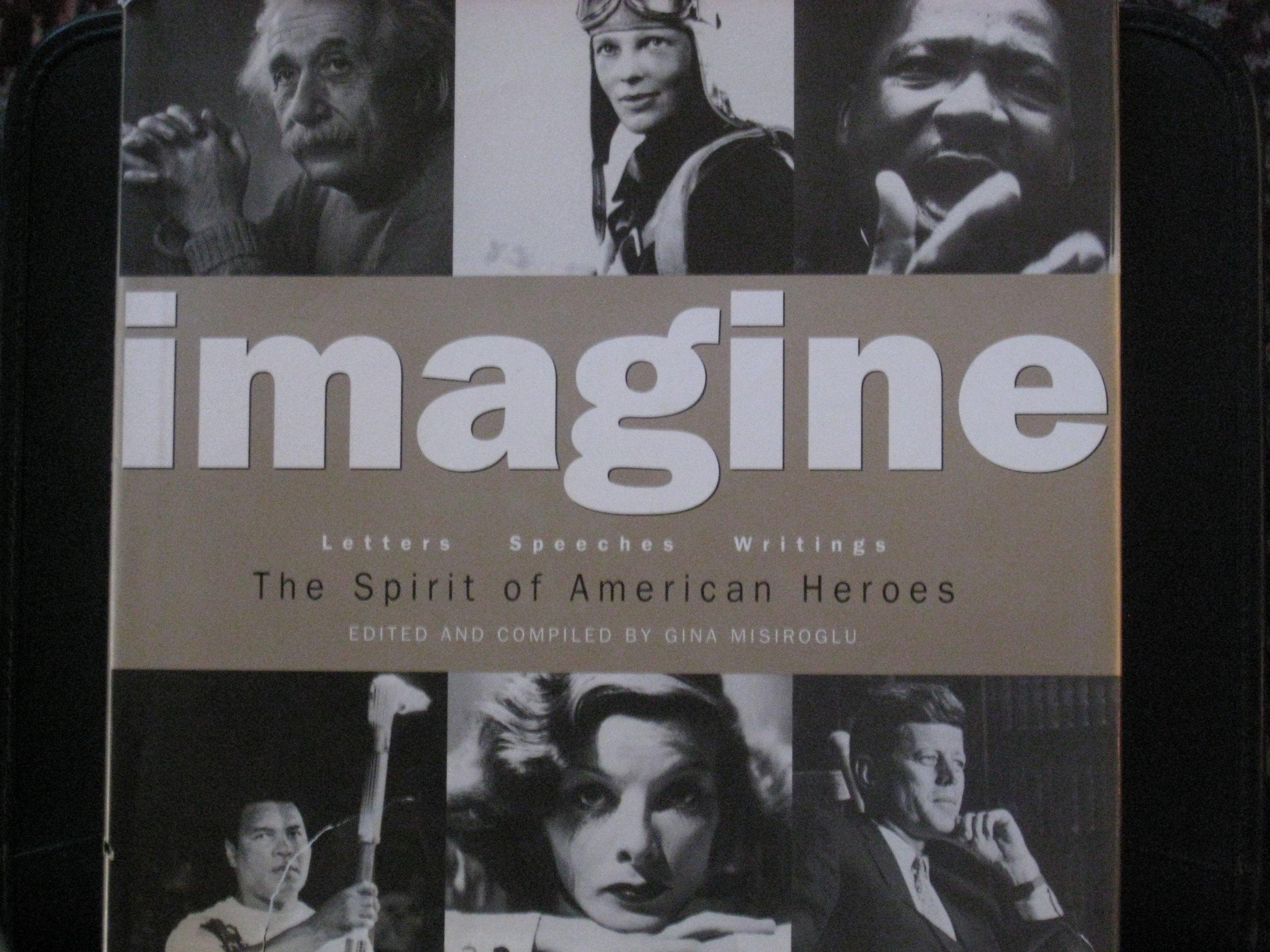 Read Online Imagine: The Spirit of American Heroes PDF
