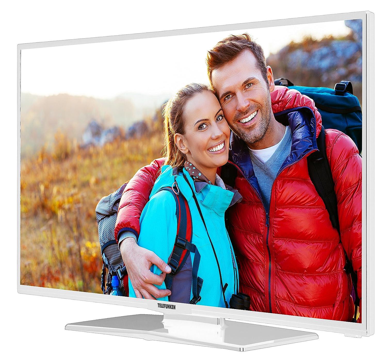 Telefunken XF40A401-W 102 cm (40 Zoll) Fernseher (Full HD, Triple ...