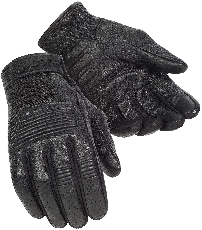 Mens leather gloves xl - Amazon Com Tourmaster Summer Elite 3 Mens Leather Gloves Black Xl Automotive