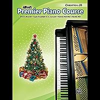 Premier Piano Course, Christmas 2B book cover