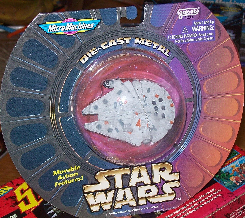 Amazon.com: Micro Machines Die Cast metal Star Wars ...