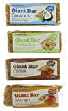 Ma Baker Giant Mixed Pack of 20 Tropical Bar 90 g (Pack of 20)
