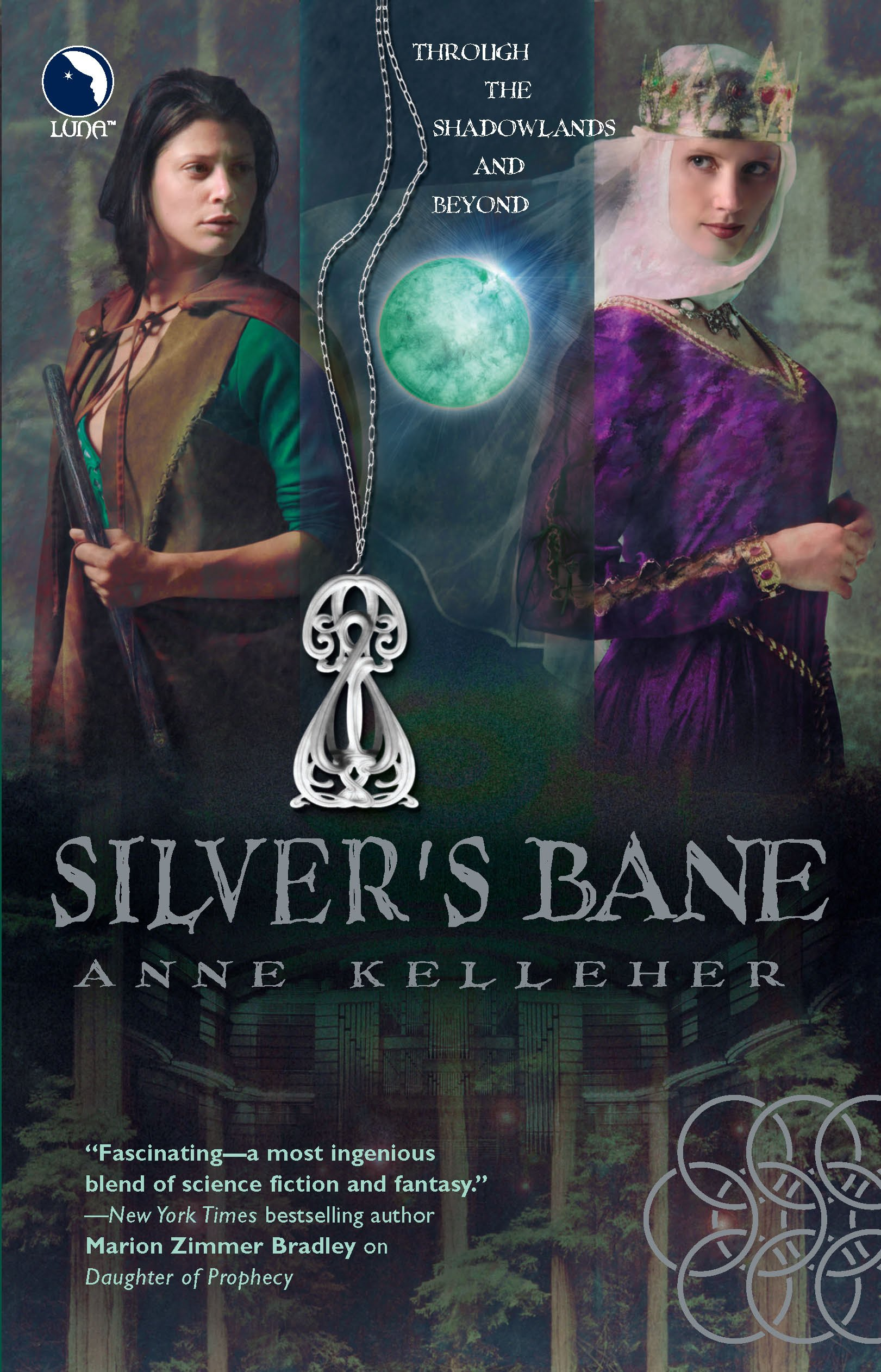 Read Online Silver's Bane (Through the Shadowlands) pdf
