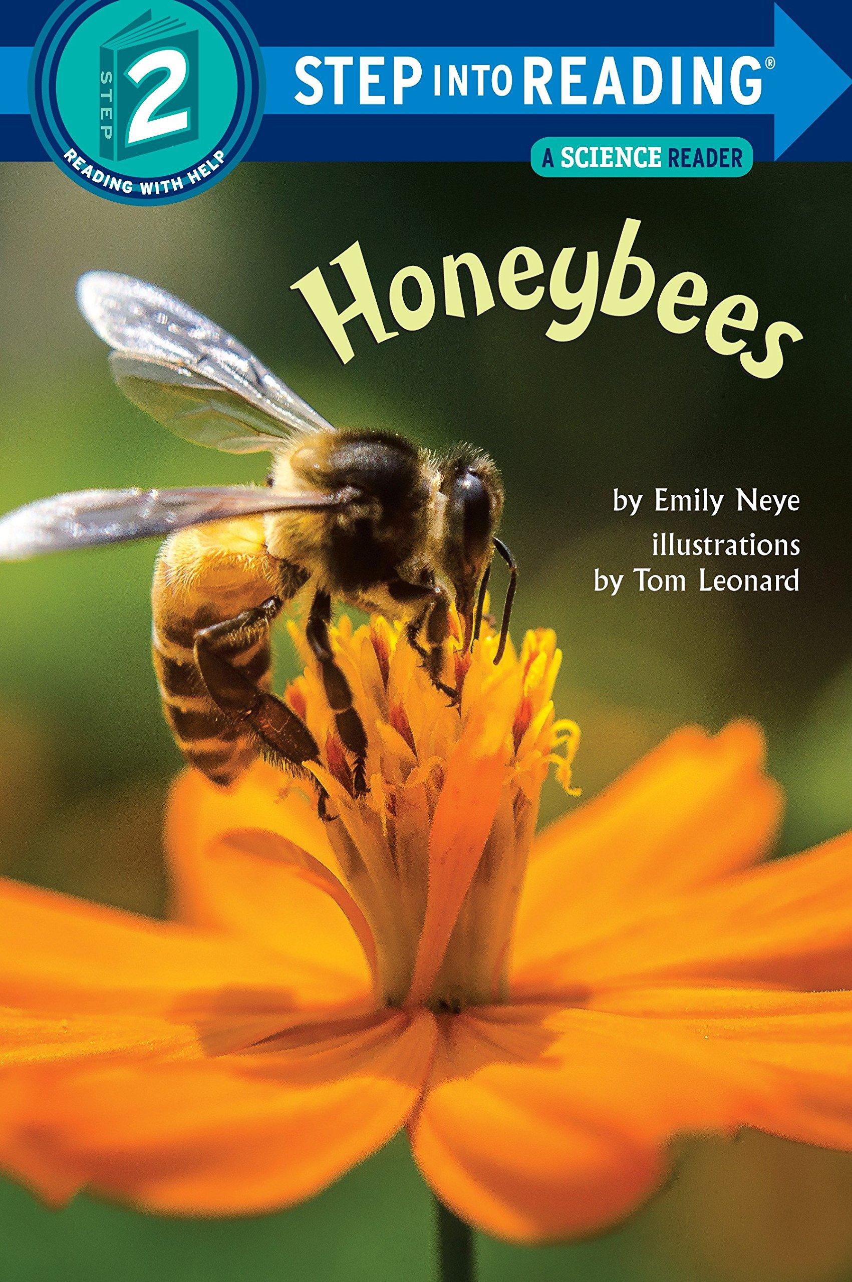 Amazon.com: Honeybees (Step-Into-Reading, Step 2) (9780307262172): Emily  Neye, Tom Leonard: Books