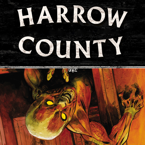 Harrow County (Collections) (8 Book Series)