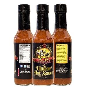 Ultimate Carolina Reaper Hot Sauce