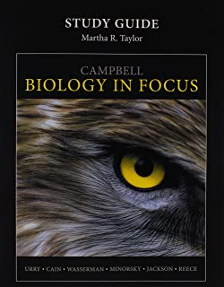 Amazon campbell biology in focus 2nd edition 9780321962751 study guide for campbell biology in focus fandeluxe Images