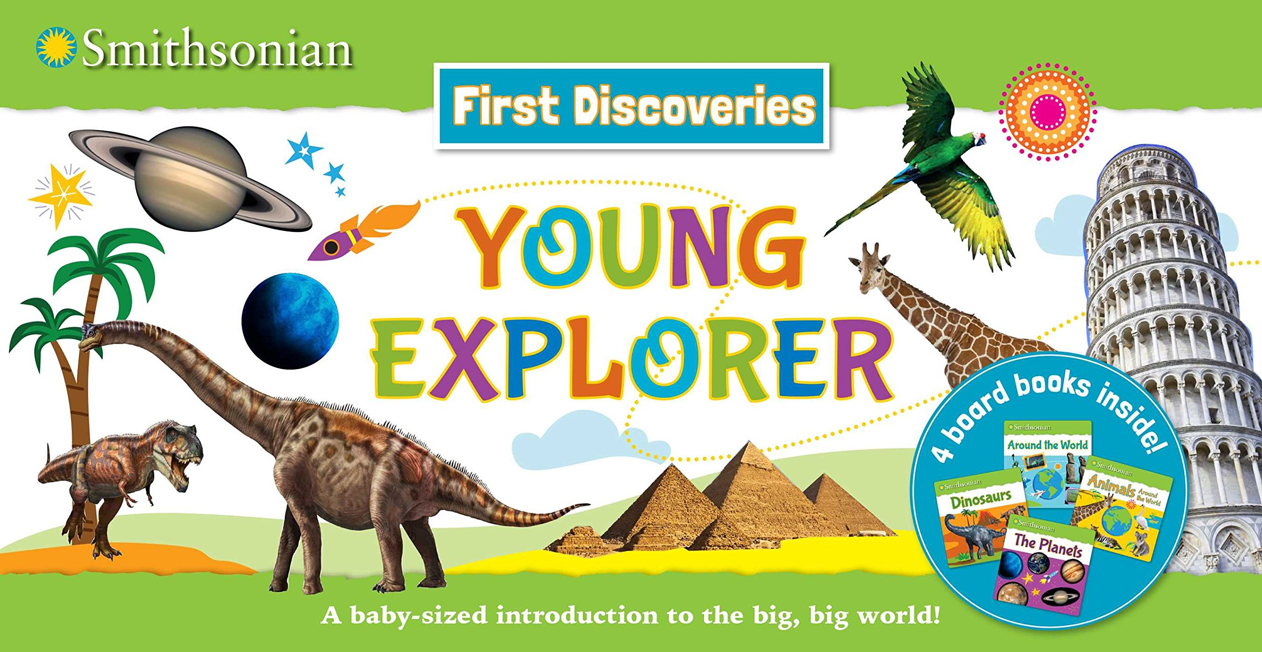 Read Online Smithsonian First Discoveries: Young Explorer pdf epub