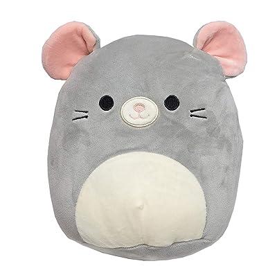 "Squishmallows 8"" Plush Mouse: Toys & Games"