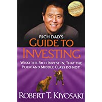 Image for Rich Dad's Guide to Investing: What the Rich Invest in, That the Poor and the Middle Class Do Not!