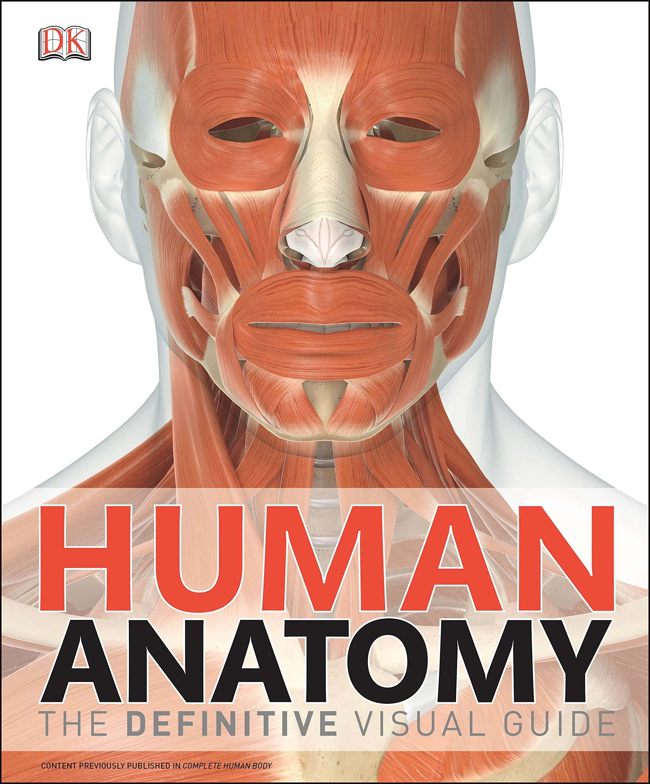Buy Human Anatomy: The Definitive Visual Guide Book Online at Low ...