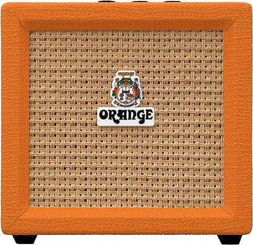 Orange Crush Mini 3-Watt Micro Amp – Orange