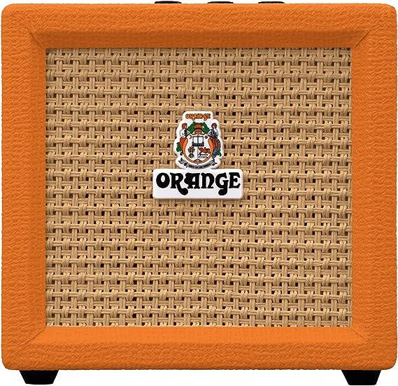 Amplificador Combo para Guitarra Orange Crush Mini: Amazon.es ...