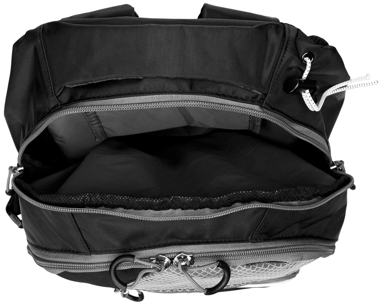 STX Lacrosse Sidewinder Lacrosse Backpack, Black by STX (Image #3)