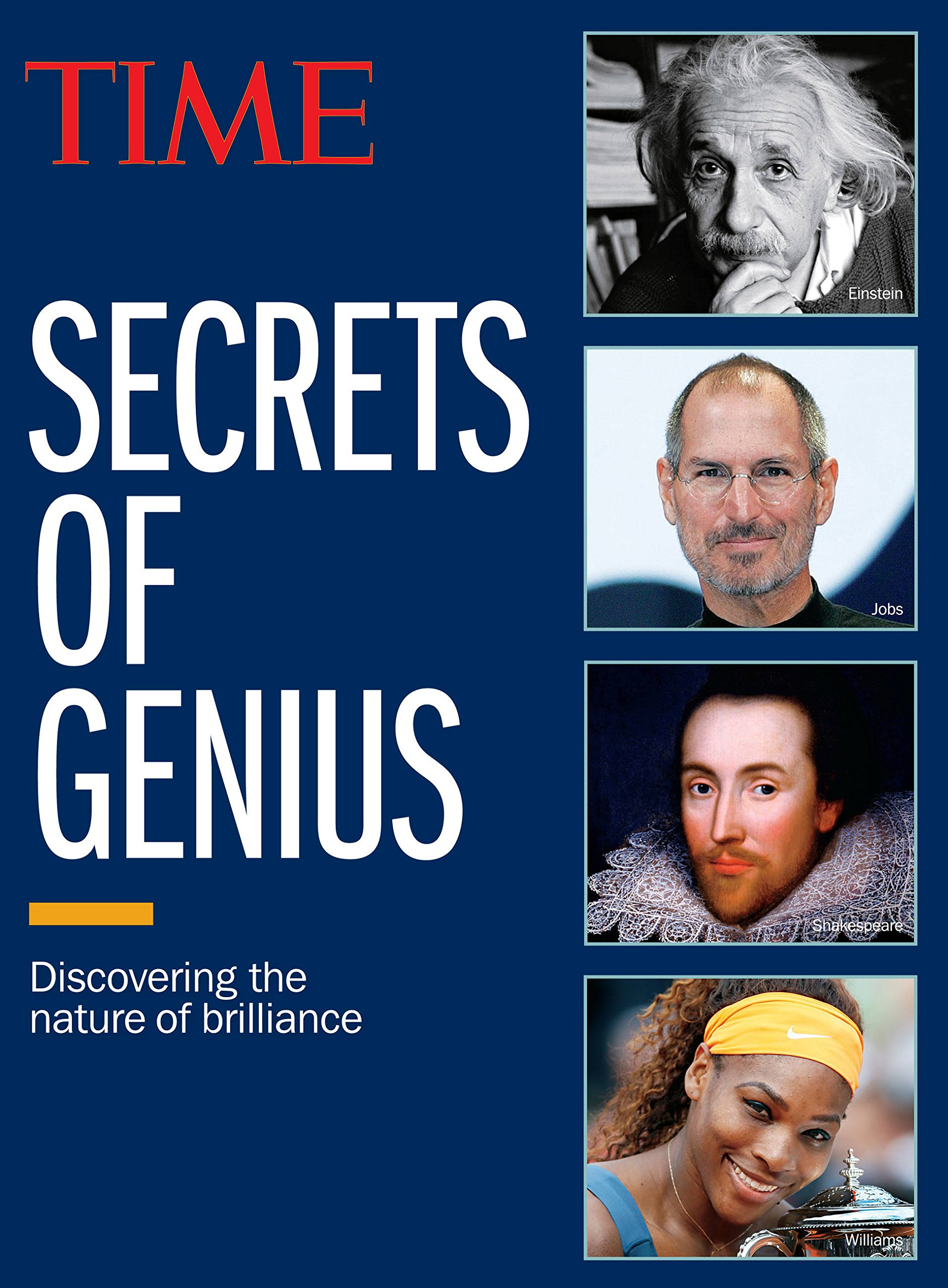 Read Online TIME Secrets of Genius: Discovering the nature of brilliance PDF