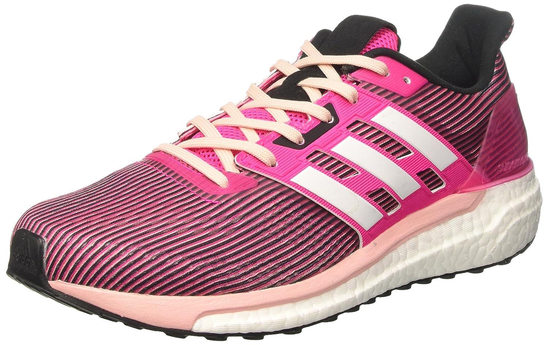 Adidas Supernova Glide 9 Zapatillas de Running para Mujer 36 2/3 EU|Rosa (Shock Pink / Footwear White / Core Black)