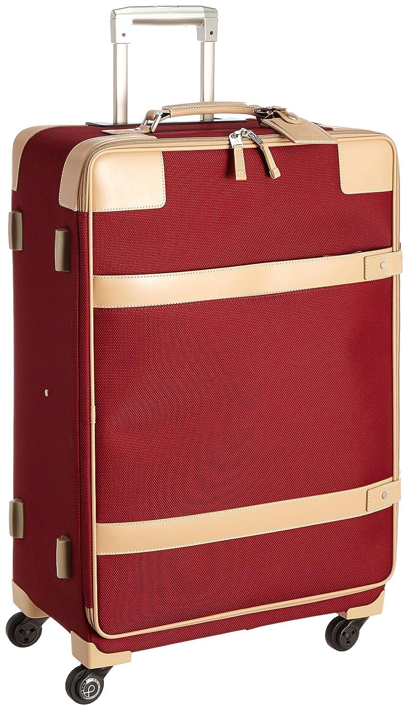 [プロテカ]Proteca 日本製スーツケース ジーニオセンチュリーソフト 67L 4.7kg ガーメントケース付 ラゲージカバー付 B011HDNI9Iビンテージボルドー